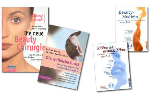 Beispiele eigener Autoren-Buchproduktionen